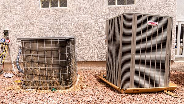 Air Conditioning Replacement in Las Vegas