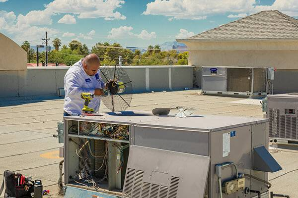 Commercial HVAC Repair Services