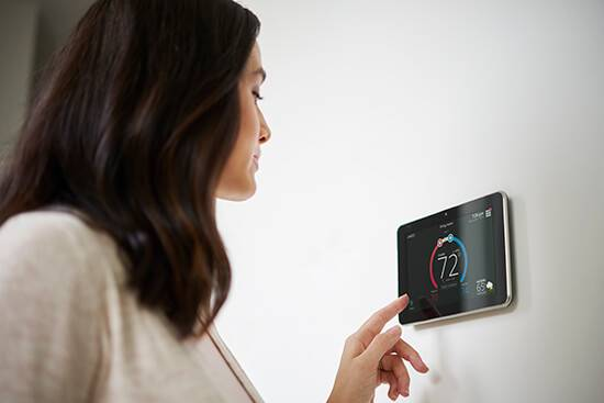 Programmable Smart Thermostats
