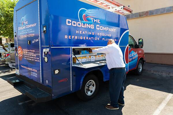 The Cooling Company for Commercial AC Repair or Installation in Las Vegas