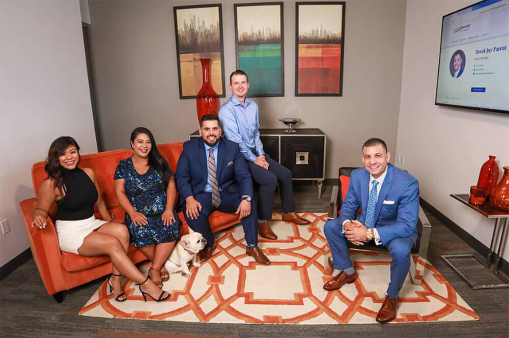 The Parent Team of CrossCountry Mortgage